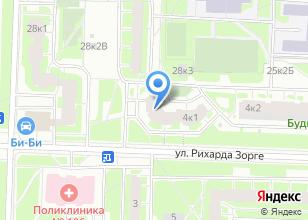 Компания «Творческая Студия Елены Даниловой» на карте