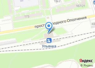Компания «Ульянка» на карте