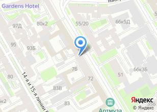 Компания «Творческая мастерская Марьям Смирновой» на карте