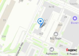 Компания «Альфа Арт» на карте