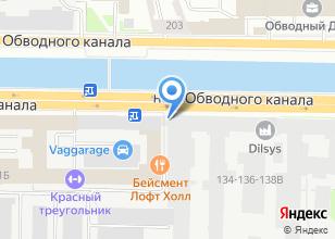 Компания «YANproject» на карте