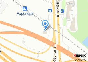 Компания «Аэропорт» на карте