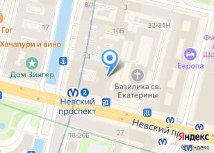Компания «Artclick» на карте