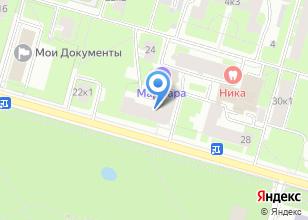 Компания «Орнаментум» на карте