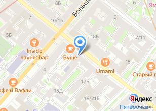 Компания «Творческий Путь» на карте