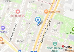Компания «Открытые Мастерские» на карте