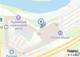 Компания «Мир Искусства» на карте