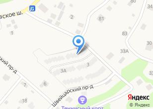 Компания «Строящийся жилой дом по ул. Швейцарский проезд (Кирполье)» на карте