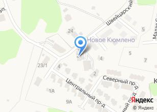 Компания «Строящийся жилой дом по ул. Большая Сосоновская (Кирполье)» на карте