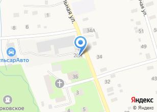 Компания «БМД» на карте