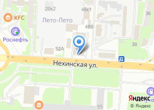Компания «Dizcom» на карте