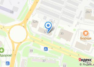 Компания «Fix-It» на карте