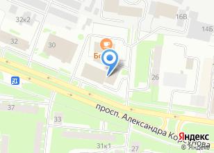 Компания «Компьютерный сервисный центр» на карте