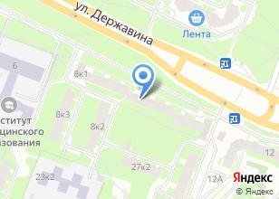 Компания «Копиры» на карте