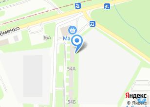 Компания «Бригада» на карте
