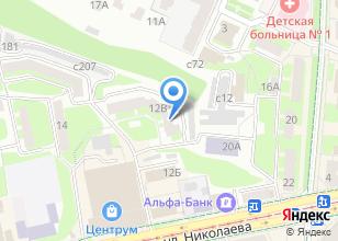 Компания «ЛиС» на карте