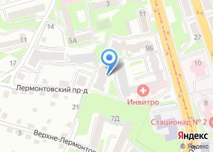 Компания «Ковалева С.В» на карте