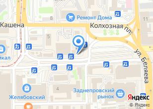 Компания «Смолтелеком» на карте