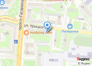 Компания «МАН сеть» на карте