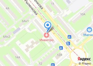 Компания «Орнатус» на карте