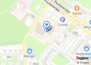 Компания «РИО-ПАРК» на карте