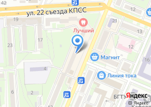 Компания «STANKO-Центр» на карте