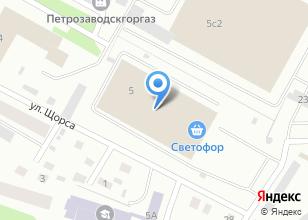 Компания «Russia Discovery» на карте
