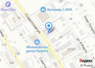 Компания «ГидроРемСервис» на карте