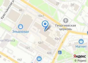 Компания «Мобильный Мульти-сервис» на карте