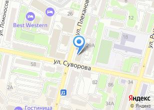 Компания «Белтурбомаш» на карте