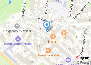 Компания «Калугамедснаб» на карте