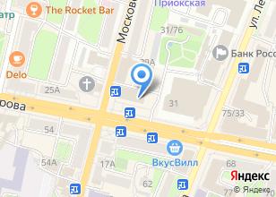 Компания «Лекко» на карте