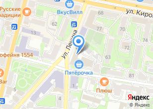Компания «ЦентрЮг» на карте