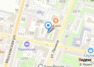 Компания «Центр специальной связи и информации Федеральной службы охраны РФ» на карте