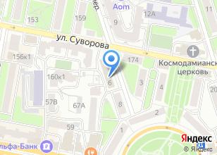 Компания «-газ» на карте