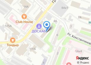 Компания «Турбоэнергомаш» на карте