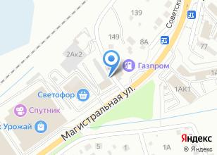 Компания «Formula Тела» на карте