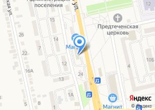 Компания «БелПАНХ» на карте