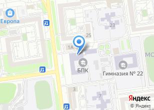 Компания «За Рулём 31» на карте