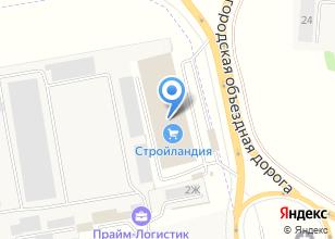 Компания «Кровля» на карте