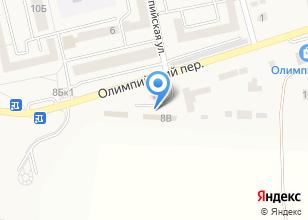 Компания «КирпичЦентр оптово-розничная компания» на карте
