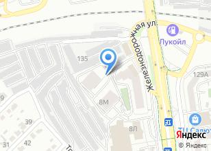 Компания «Max car» на карте