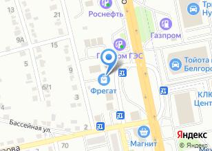 Компания «Агриматко» на карте