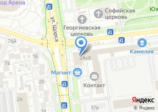 Компания «ЗооВет» на карте