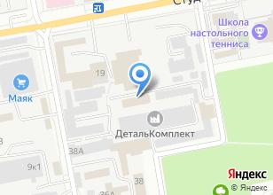 Компания «Катран-К» на карте