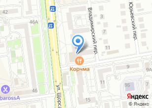 Компания «TITAN GYM» на карте