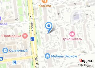 Компания «ЛюксФит» на карте