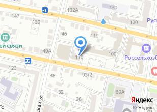 Компания «Рамонь Агро» на карте