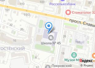 Компания «Тренажёрный зал сдюсшор №2» на карте