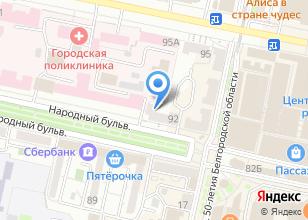Компания «Фарвет» на карте